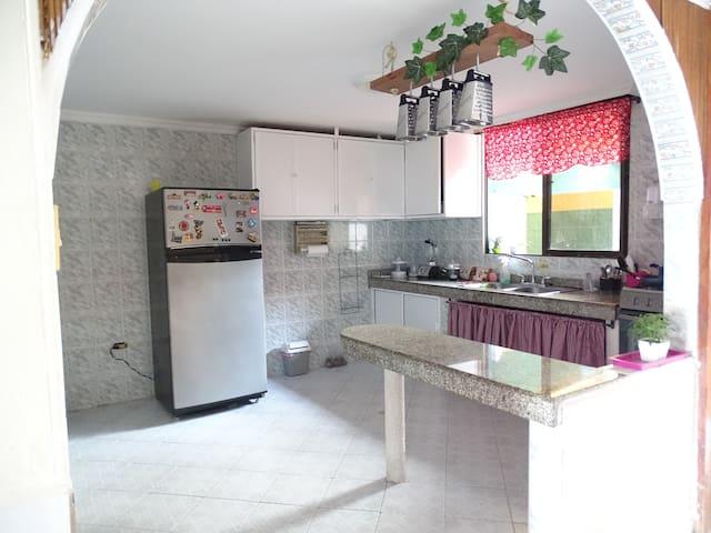 Habitación en el Corazón de Cartagena 2-Maos House - Cartagena - House