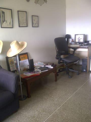 Apartamento de ambiente familiar El Valle