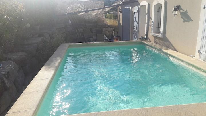 Chambres à louer dans Villa Alès, 1 a 5 pers