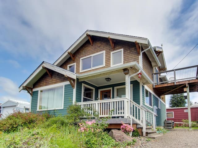 Ocean and Bay Views Vacation Rental - Netarts - Lainnya