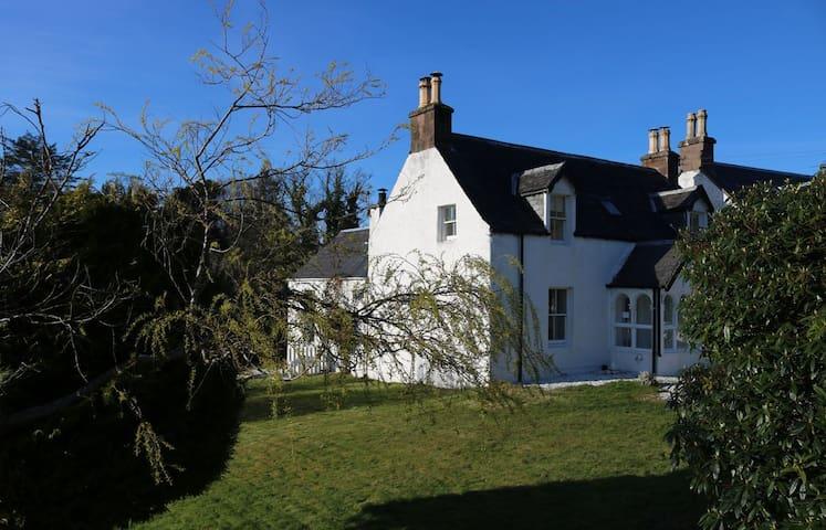 Rockbank - Kyle of Lochalsh - Rumah