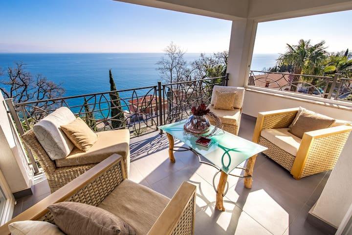 Luxury Apartment Opatija PRESTIGE