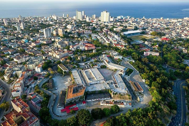 Havana Penthouse & Panoramic Suite