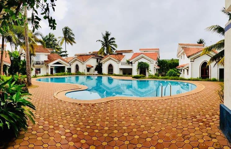 Anahata Arpora, North Goa