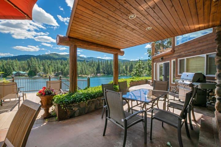 Bear Paw Mountain Lodge | Waterfront Paradise