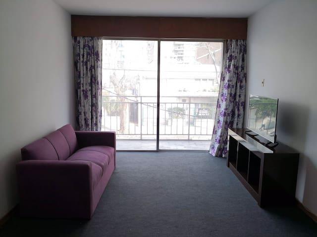 Cómodo apartamento en zona Punta Carretas