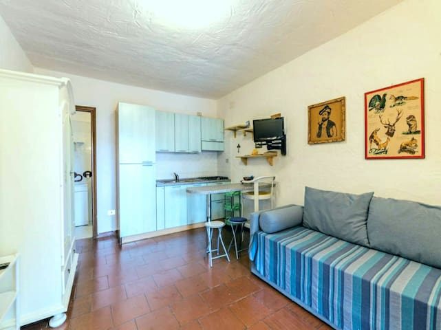 BAIA de BAHAS-Apartments & Resort - STUDIO' 2 pax - Marinella