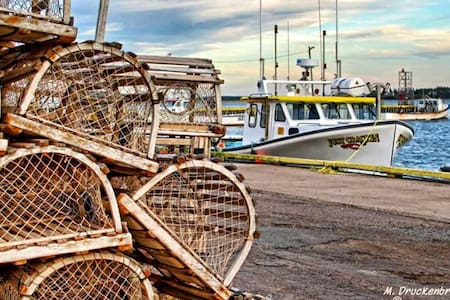 Great view- Rustico Harbor - SALTOFTHEHARBOR #4 - North Rustico