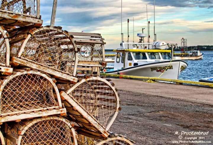 Great view- Rustico Harbor - SALTOFTHEHARBOR #4