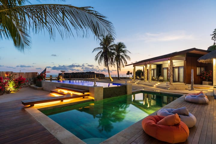 UNIQUE Luxury Bungalow - 2 Rooms + Pool