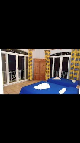 Apartamento a 1 cuadra de la playa