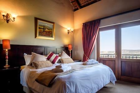 Lavenderwood Cottage Main Bedroom - Johannesburg South