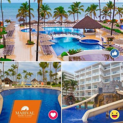 Hotel todo incluido en Nuevo Vallarta Tarifa 4 pax