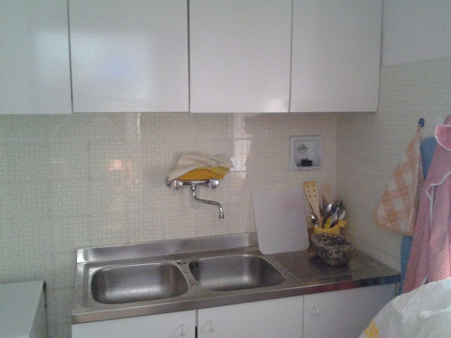 lavello nel cucinotto