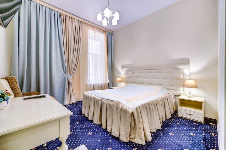 Уютная Комната с удобствами на Марата 8