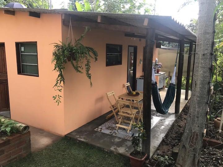 Chalé Viveiro Encontro dos Rios