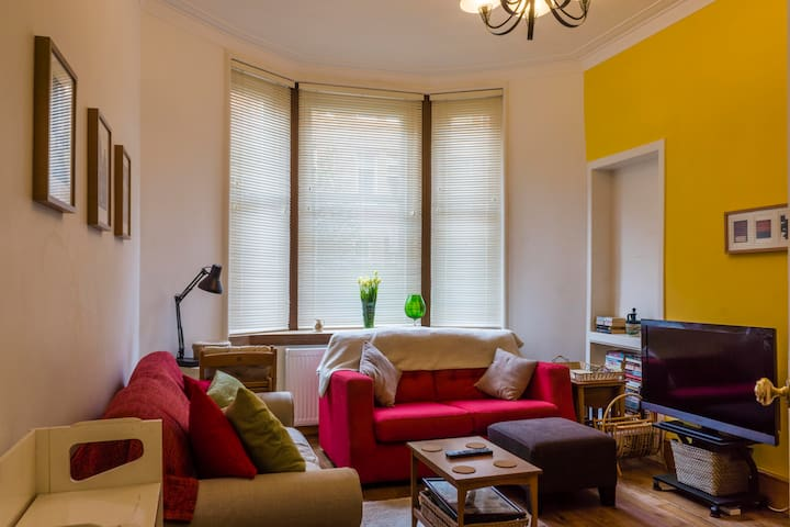 Comfortable Riverside Flat - Glasgow - Appartement