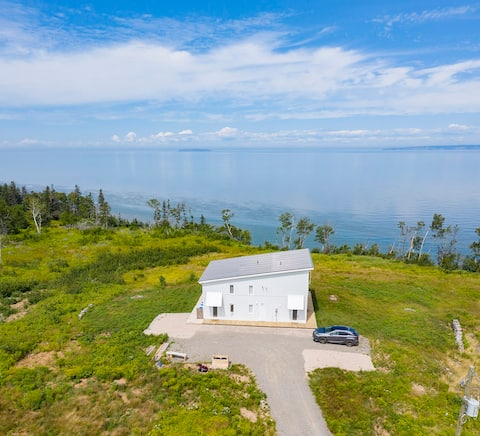 Stunning One BR Loft over looking the Bay of Fundy