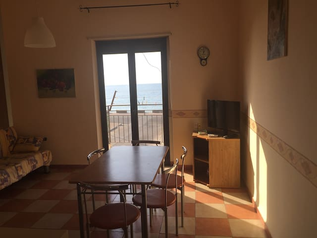 Appartamento sul Mare - Sant'Agata di Militello - Daire