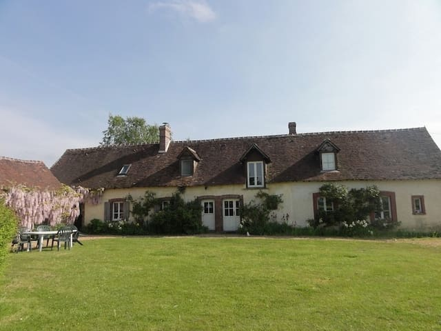 Le Boulay du Parc - Frazé - Bed & Breakfast