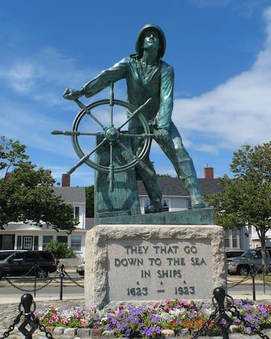 Fisherman's Memorial Gloucester