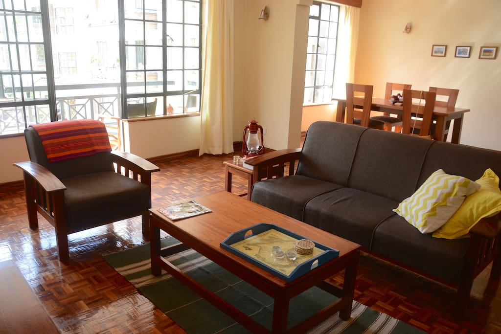 Spacious 2 bedroom apartment apartments for rent in - 2 bedroom apartments for rent in nairobi ...
