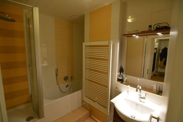 Bathroom/ Badezimmer