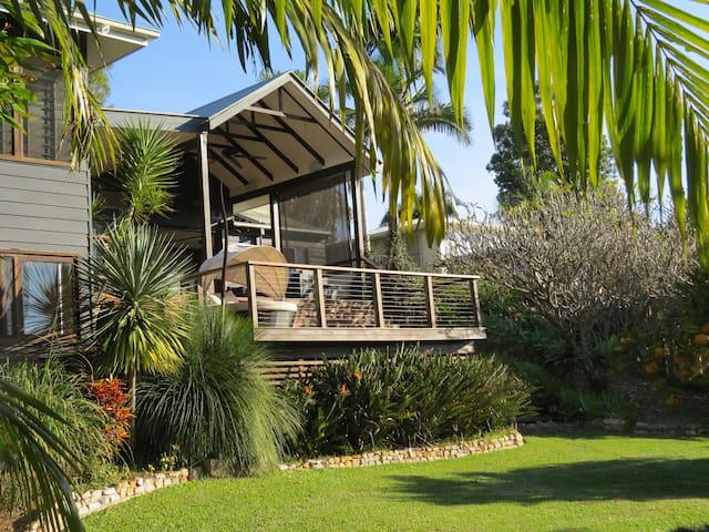 BELLINGEN RIVERFRONT ROOM - Bellingen - Talo