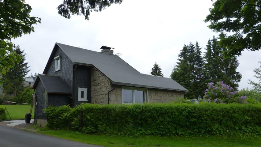 Refugium Zum Riesenhaupt 1A - Frauenwald - House