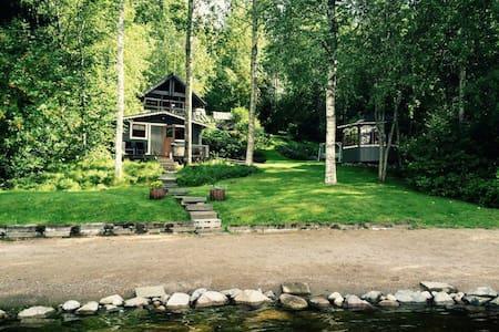 Summer house close to Jyväskylä - Jyväskylä - Villa