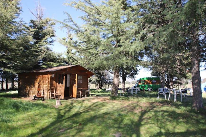 La Cabaña de Gaia - San Lorenzo de El Escorial - Cabin