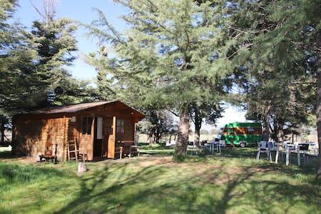 La Cabaña de Gaia - 圣洛伦索德埃莱斯科里亚尔(San Lorenzo de El Escorial) - 小木屋