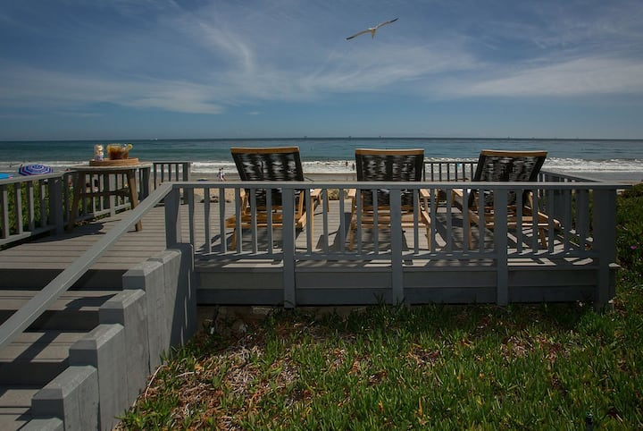 Endless Summer Retreat - Perfection on the Sand in Carpinteria