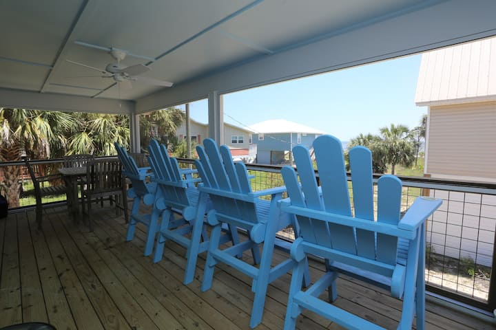 Indian Pass, Gulf View, Close To The Beach, Pet Friendly ~ Latitude Adjustment