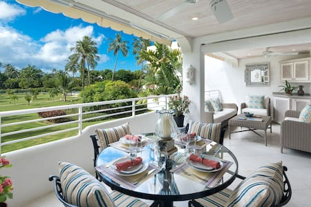 212 Glitter Bay Barbados 2 bed apartment
