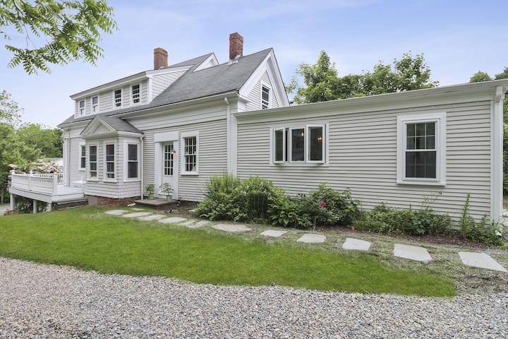 #539: 5 Min Drive to Nauset Beach, Updated Colonial, Yard,  Fire Pit & Game Room