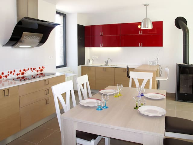 Detached house in Plouescat for 4 persons