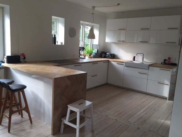Cool and cosy house in the heart of Roskilde - Roskilde - House