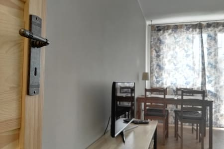 4 people apartment in the city of Trzebnica