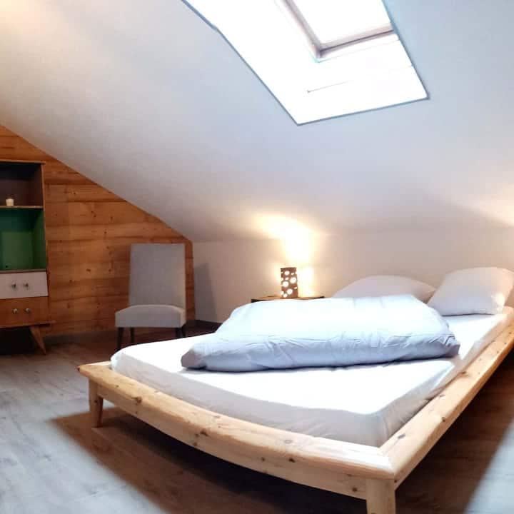 Appartement lumineux au cœur du Vercors