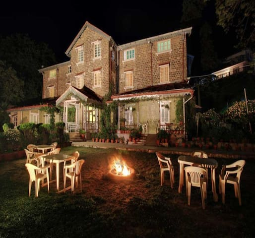 Heritage Stay near Nainital Lake