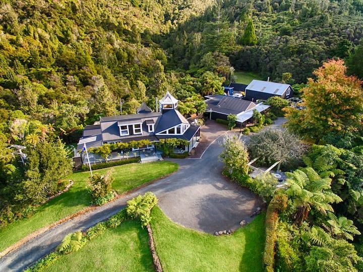 Wairua Lodge - Double room 2