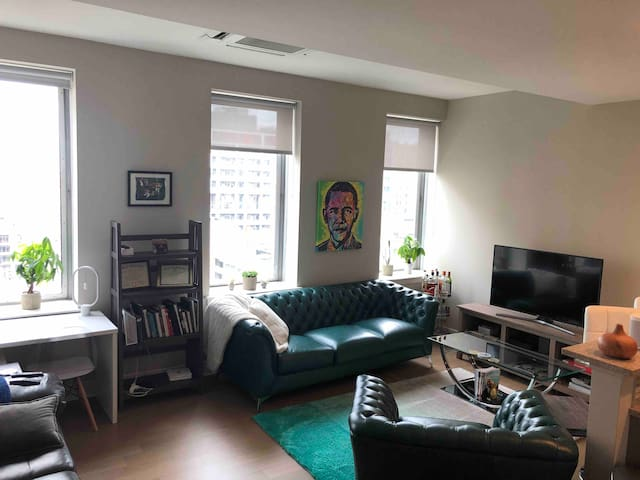 Downtown 1BR Luxury Residence Perfectly Located