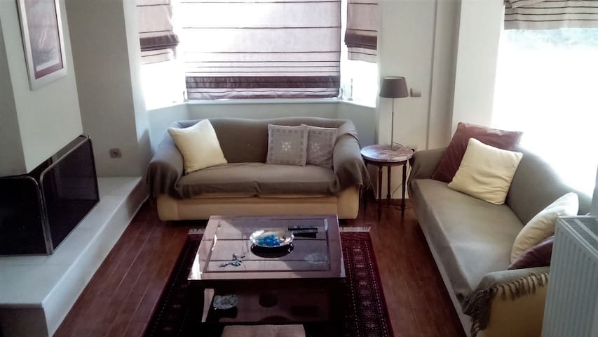 House, 60 sq, parking, new, clean in the suburbs - καπανδριτι  - Vila