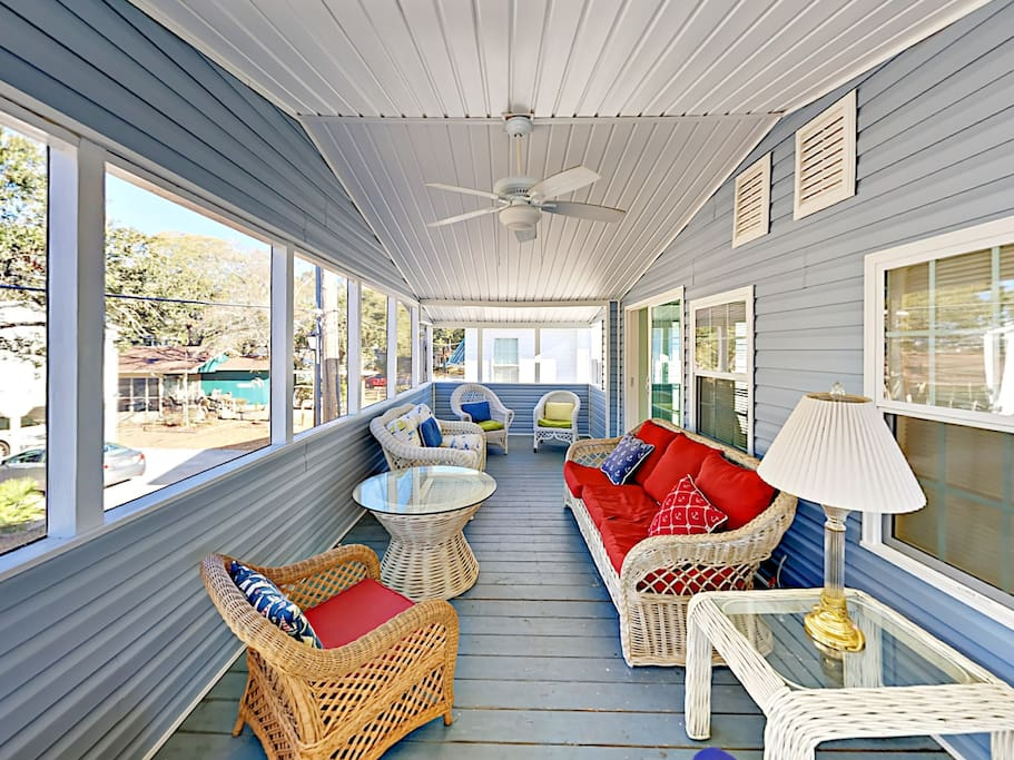 Welcome to Myrtle Beach! This inviting home is professionally managed by TurnKey Vacation Rentals.