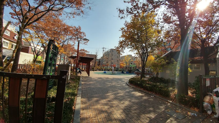 Cozy, comfortable House just for Travellers ! :) - Eunpyeong-gu - เซอร์วิสอพาร์ทเมนท์