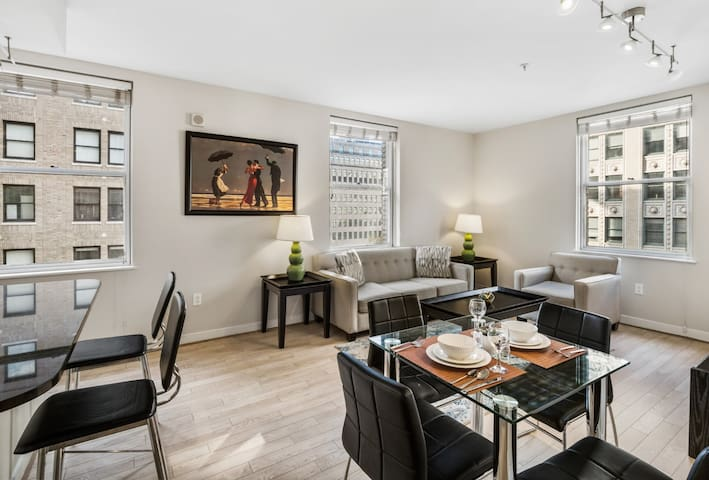 Furnished 1BR | Perfect for Remote Worker | by GLS