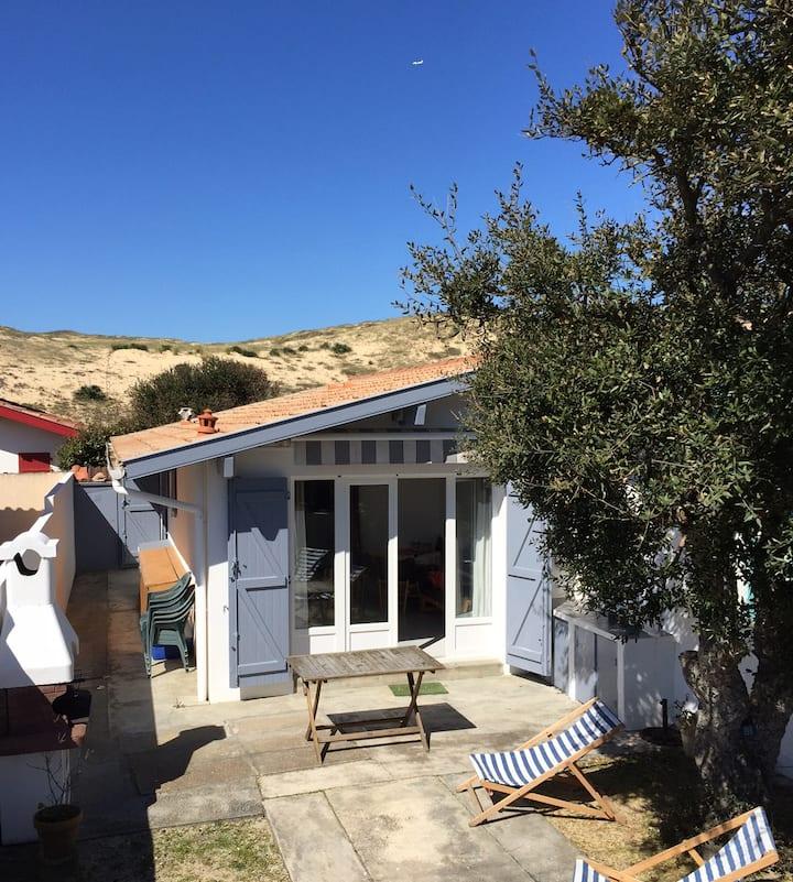 Maison Hossegor à 2 pas de l'océan