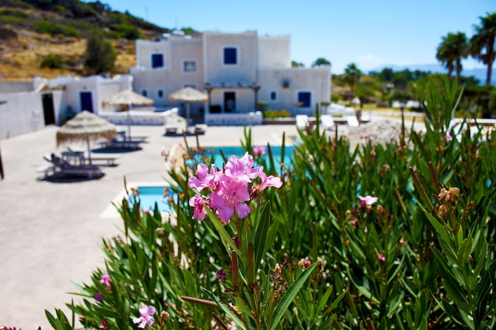 Apartment at Mylopotas Beach- Ios Island