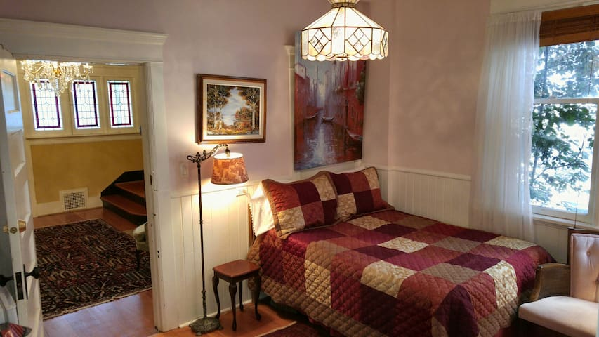Character Suite In Victorian Home 3 - Victoria - Bed & Breakfast